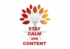 Stay Calm and Content 4c