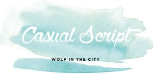 Casual Script Title image for Build Your Brand Series by Design Jessica