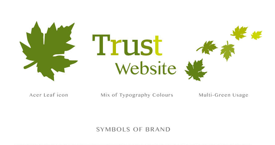 Acer Trust Icons