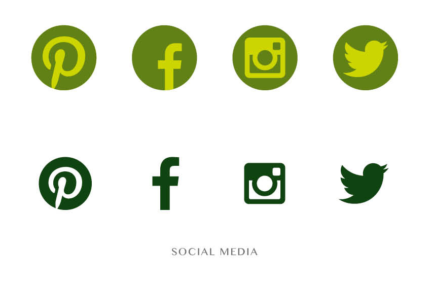 Acer Trust Social Media Icons